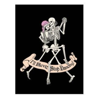 Postal Baile para siempre