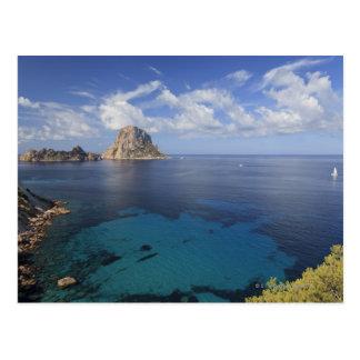 Postal Balearic Island, Ibiza, España