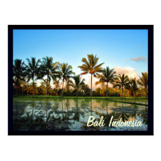 Postal Bali Indonesia
