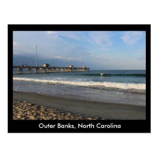Postal Bancos externos Carolina del Norte