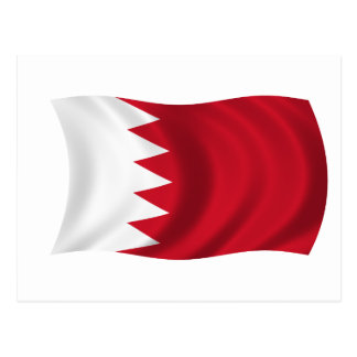 Postal Bandera de Bahrein