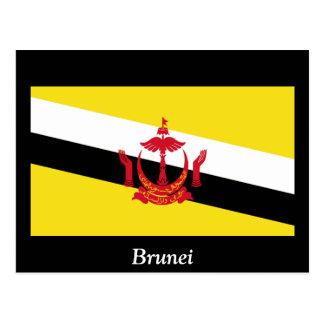 Postal Bandera de Brunei