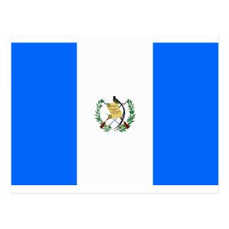 Postal Bandera de Guatemala