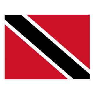 Postal Bandera de Trinidad and Tobago