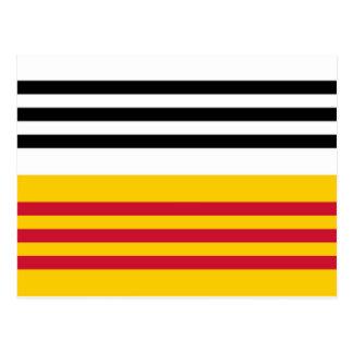 Postal Bandera del bribón Zand de Op. Sys.
