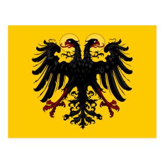 Postal Bandera del Sacro Imperio Romano