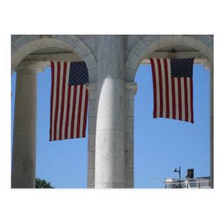 Postal Banderas
