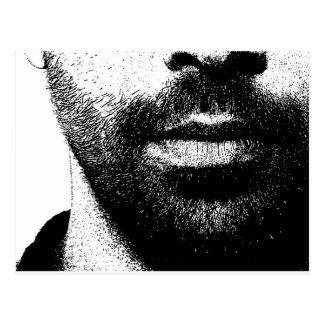 Postal barbas