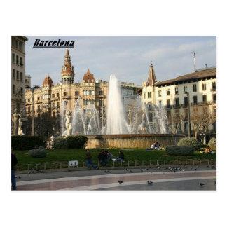Postal Barcelona-Plaza-Angie.JPG