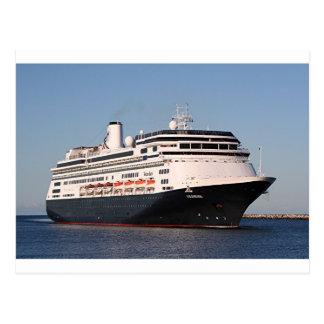 Postal Barco de cruceros 7