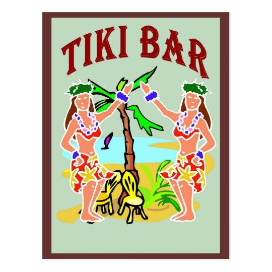 Postal Barra de Tiki