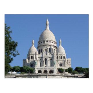 Postal Basílica de Sacré-Cœur