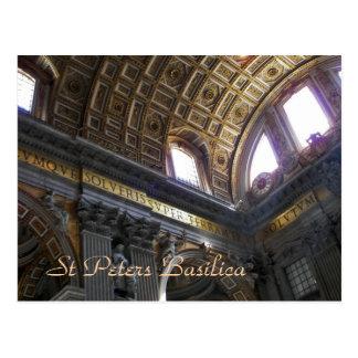 Postal Basílica de St Peters