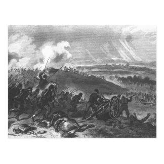 Postal Batalla de Gettysburg