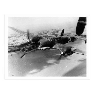 Postal Batalla de Inglaterra y los bombardeos: ¡#11
