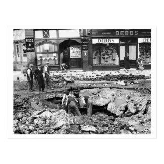 Postal Batalla de Inglaterra y los bombardeos: #18 en la