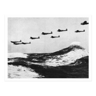 Postal Batalla de Inglaterra y los bombardeos: ¡#7
