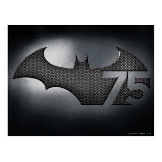 Postal Batman 75 - Rejilla del metal