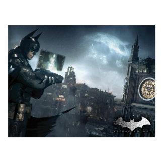 Postal Batman y Oracle
