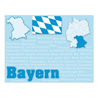 "Postal ""Baviera """