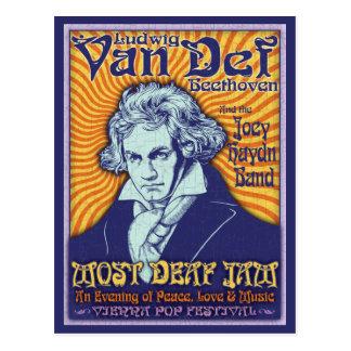 Postal Beethoven - Von Def