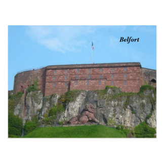 Postal Belfort -