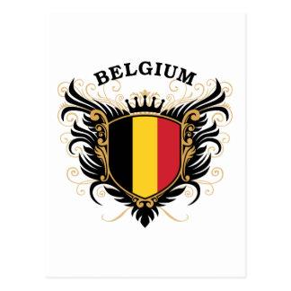 Postal Bélgica