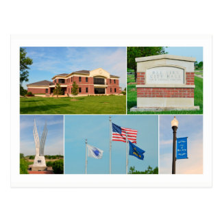 Postal Belio Aire, Kansas, ayuntamiento
