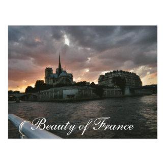 Postal Belleza de Francia