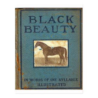 Postal Belleza negra