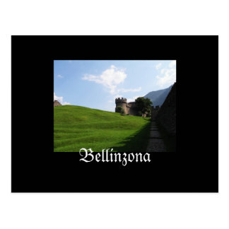 Postal Bellinzona Suiza