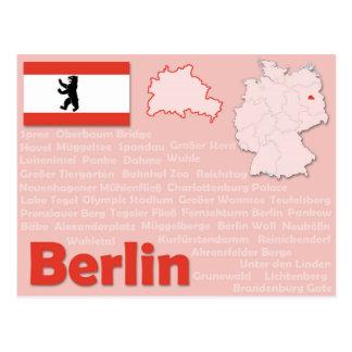 "Postal ""Berlín """