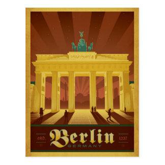Postal Berlín, Alemania