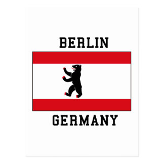 Postal Berlín Alemania