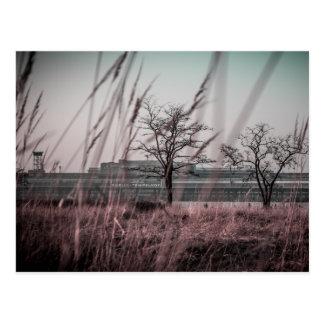 Postal Berlín Tempelhof