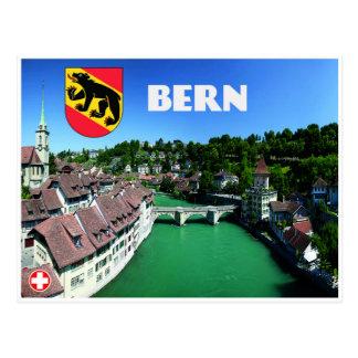 Postal Berna - Suiza
