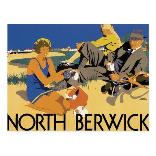 Postal Berwick del norte