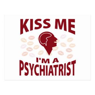 Postal Béseme que soy psiquiatra