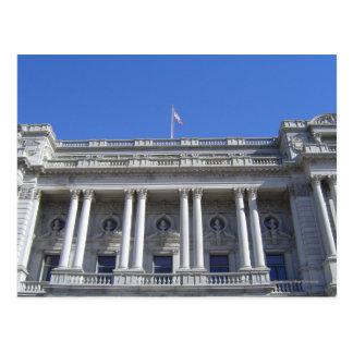 Postal Biblioteca del Congreso