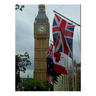 Postal Big Ben, Londres