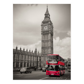 Postal Big Ben Londres