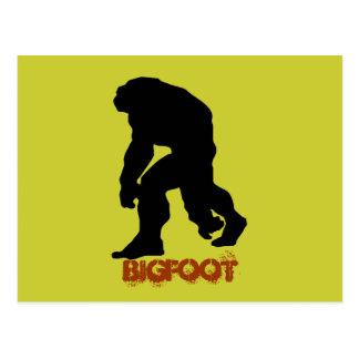 Postal Bigfoot