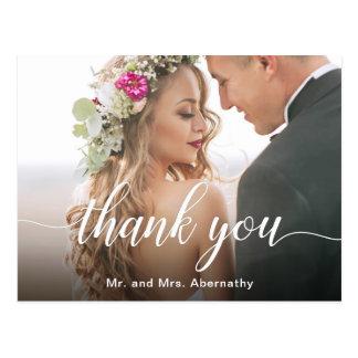 Postal Boho inspiró la foto del boda le agradece