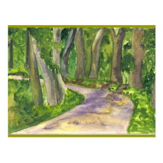 Postal Bosque de Lanscape