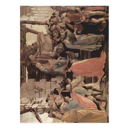 Postal Botticelli, Zanobi-Altar de Sandro, der Heil de
