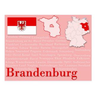 "Postal ""Brandeburgo """
