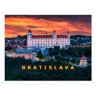 Postal Bratislava 001D