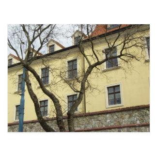 Postal Bratislava Eslovaquia