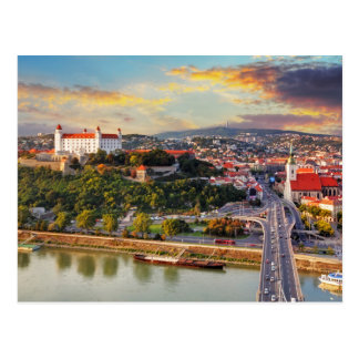 Postal Bratislava, Eslovaquia