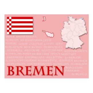 """Postal """"Bremen """""""